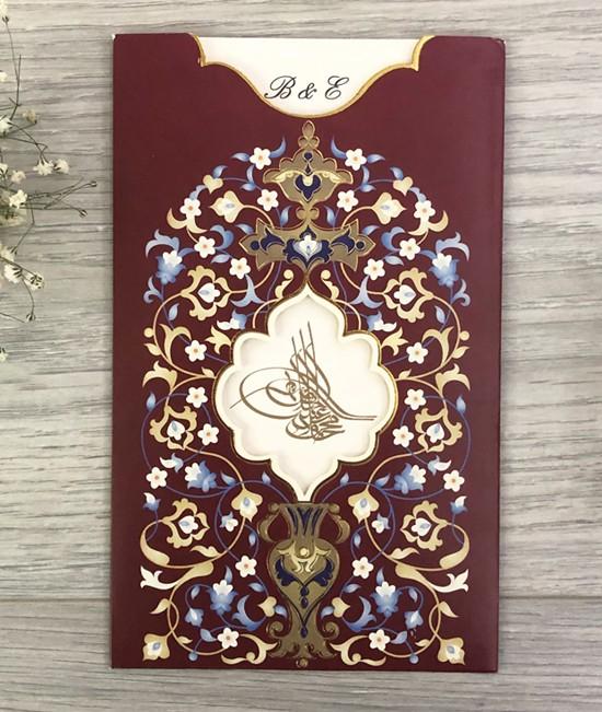 Anka Cards Davetiye A167