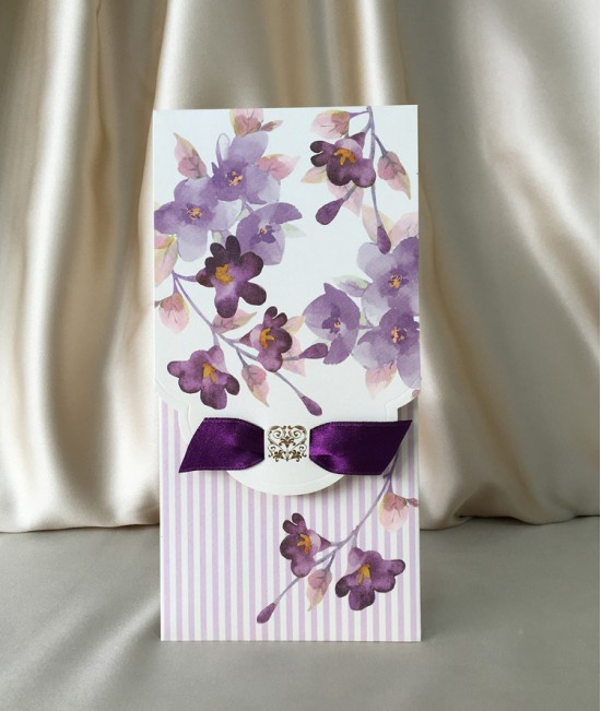 Orkide Davetiye 4003
