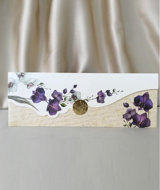 Orkide Davetiye 4006