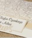 Wedding Davetiye 8376