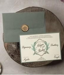 Wedding Davetiye 8381